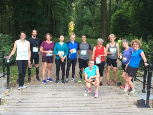 Geslaagde Testloop Start to Run